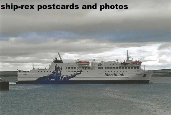 HAMNAVOE (NorthLink Ferries) photo